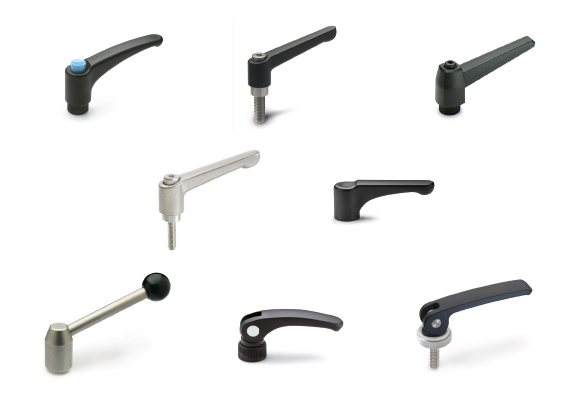 3. Clamping Levers